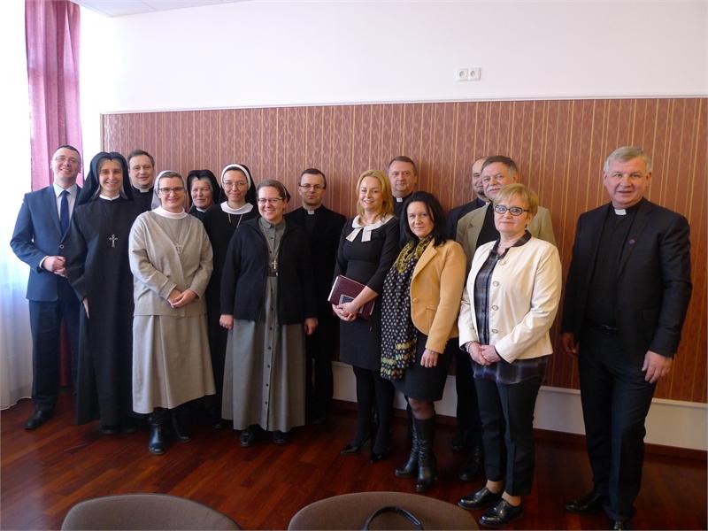 Wyjazdowa konferencja dyrektorów szkół katolickich