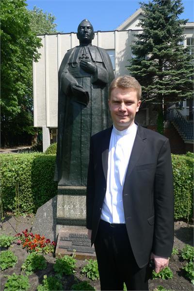X – lecie kapłaństwa ks. dr Andrzeja Łysego