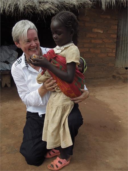 Pani Danuta Prouse o swojej pracy misyjnej w Czadzie…